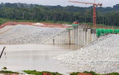 Cameroun: le barrage de Lom Pangar reçoit une mission de la Banque mondiale avant la mise en eau définitive