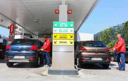 La Grande-Bretagne compte limiter les véhicules à essence et diesel sur sol d'ici 2040