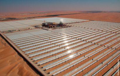 La centrale solaire Noor primé aux assemblées annuelles de la BAD en Inde