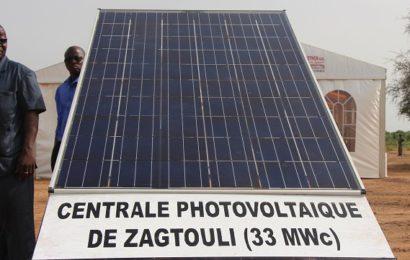 Burkina Faso: l'entrée en production de la centrale photovoltaïque de Zagtouli prévue en septembre 2017