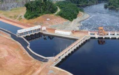 Cameroun: les études de faisabilité du barrage de Memve'ele II sont prêtes