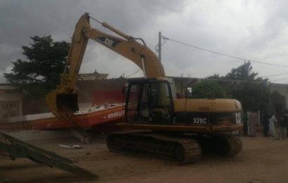 Tchad: début de l'opération de destruction des stations-service anarchiques
