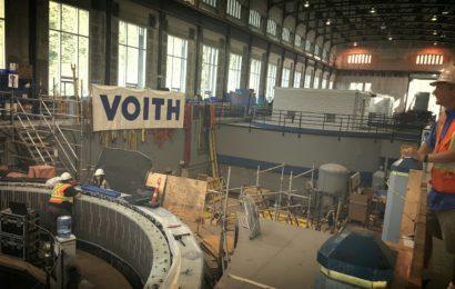 Voith Hydro intéressée par le marché camerounais de l'hydroélectricité