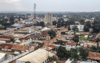 Le taux d'électrification national en République centrafricaine est de 3%