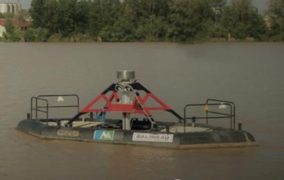 La société française Hydrotube vise le marché de l'électricité en Afrique avec ses hydroliennes