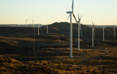 Mise en service d'une centrale éolienne de 244 MW en Afrique du Sud