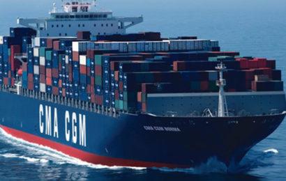 Total gagne un marché pour la fourniture de GNL aux porte-conteneurs de CMA-CGM