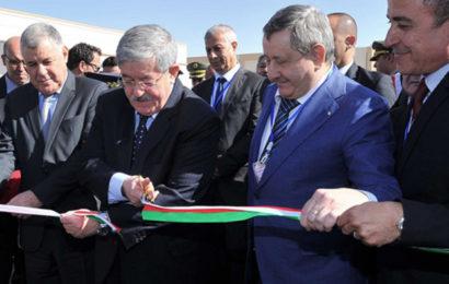 Algérie: entrée en production du complexe gazier de Reggane
