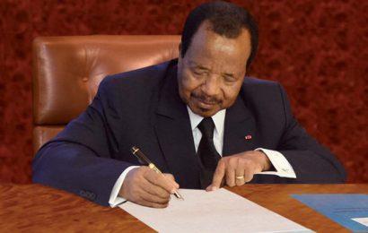 Cameroun: le président de la République crée le Comité de pilotage du Projet d'autoroutes de l'électricité