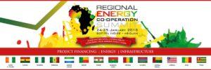 Regional Energy Cooperation Summit @ Sofitel Abidjan Hotel Ivoire