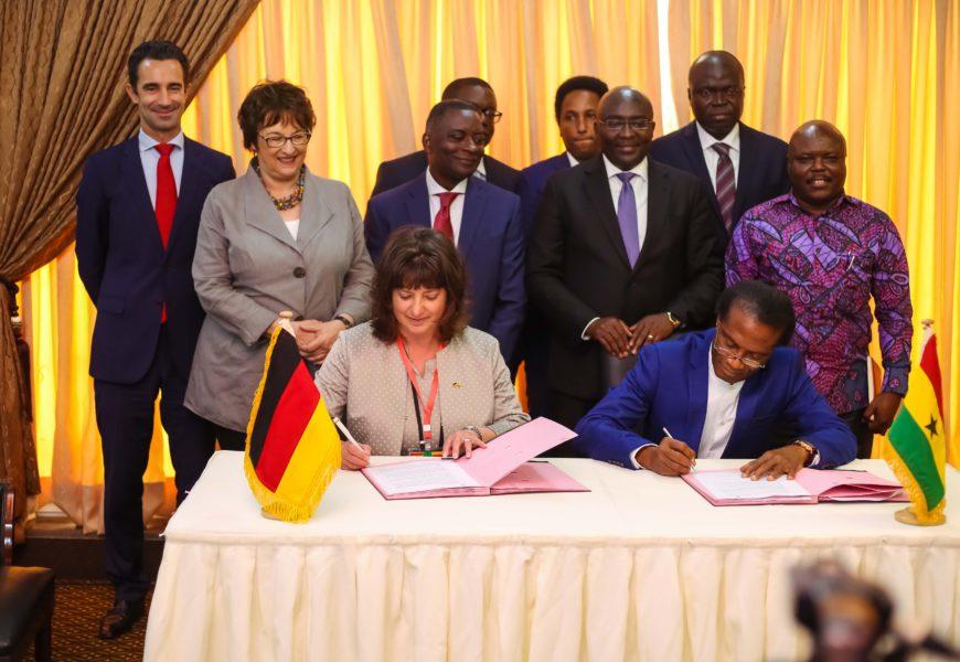 Ghana: Siemens rejoint Rotan Power dans le développement de la centrale thermique d'Aboadze (660 MW)