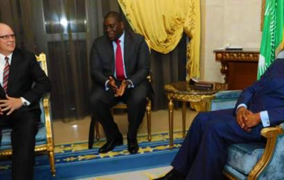 Noble Energy en quête d'une licence d'exploration à Brazzaville