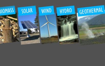 """Baisse """"impressionnante"""" du coût de production de l'électricité à partir des énergies renouvelables en 2017 (Rapport)"""