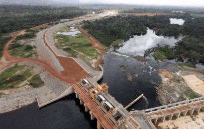 """Cameroun: la mise en production du barrage de Memve'ele permettra à Eneo de réduire ses coûts de production, """"jusqu'à un milliard"""" F CFA par mois"""