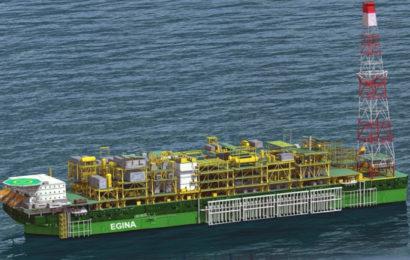 Nigéria: le plus grand FPSO de Total, sur le champ Egina, va produire 200 000 barils de pétrole par jour