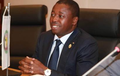 Le président du Togo réaffirme l'ambition de la Cedeao de porter les énergies renouvelables à 48% du mix énergétique en 2030