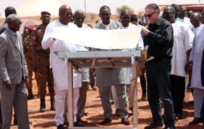 Burkina Faso: la mine d'or Essakane se dote d'une centrale solaire de 15 MW