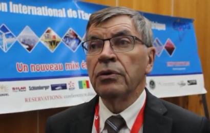 """Jean-Pierre Favennec: """"le gaz est un produit idéal pour produire de l'électricité en Afrique"""""""