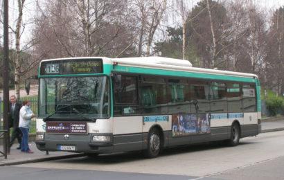 France: début du chantier de conversion à l'électricité de deux tiers des dépôts de bus de la RATP