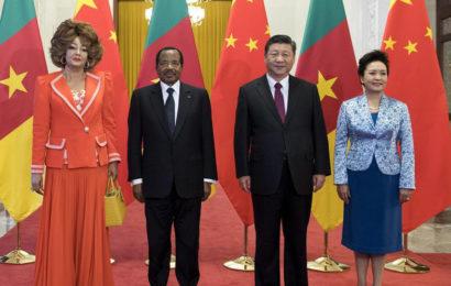"""La Chine a obtenu la réalisation de """"tous les projets d'infrastructures d'envergure"""" au Cameroun ces dernières années (Présidence de la République)"""