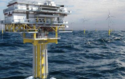 STX «compte» aujourd'hui «parmi les leaders français» de l'industrie des éoliennes en mer, à l'export