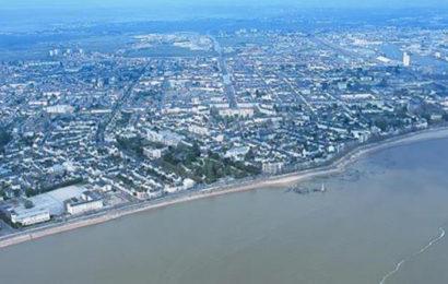Le premier parc éolien en mer français va être installé au large de Saint-Nazaire