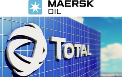 Avec la finalisation de l'acquisition de Maersk Oil, Total produira 500 000 barils équivalent pétrole par jour d'ici 2020