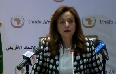 Amani Abou-Zeid fait le point des réalisations faites par l'UA dans les infrastructures et l'énergie en 2017 et décline les perspectives 2018