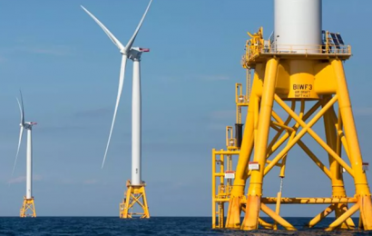 Eolien en mer: Engie «ouvert» à la renégociation des tarifs avec le gouvernement français