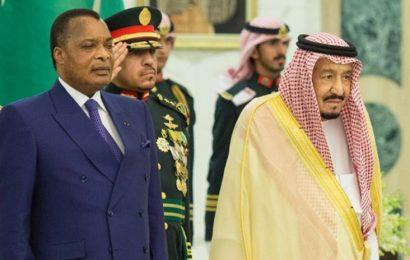 Le Congo sollicite l'appui de l'Arabie Saoudite dans les domaines pétrolier et agricole
