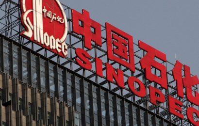 Bénéfice net en hausse de 10% en 2017 pour le chinois Sinopec, plus gros raffineur de pétrole au monde