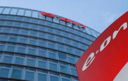 Le groupe d'énergie allemand EON a achevé le premier trimestre avec un bénéfice en hausse de 40%