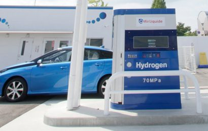 L'hydrogène est une «solution qui permettra d'effectuer la transition énergétique» (PDG Air Liquide)