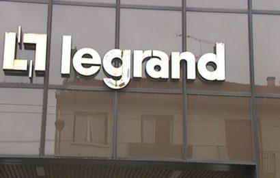 Chiffre d'affaires trimestriel en progression de près de 10% pour Legrand, fabricant de matériel électrique