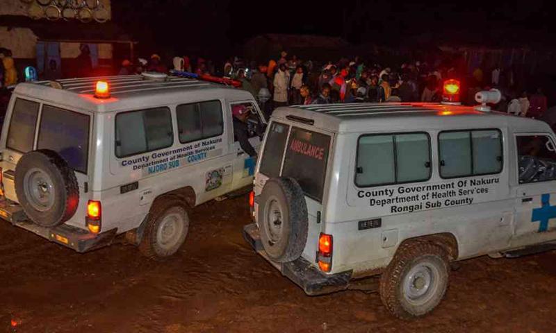 Kenya: rupture d'un barrage-réservoir dans la ville de Solai, des dizaines de morts