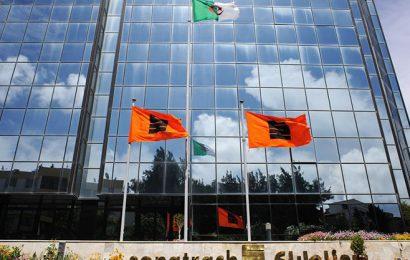 La Sonatrach, major pétrolière d'Algérie, a enregistré un résultat net annuel en hausse de 57% en 2017