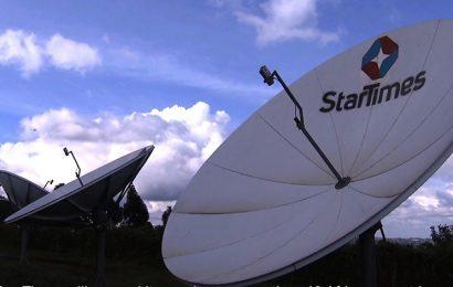 Le chinois StarTimes va fournir la télévision numérique et des systèmes d'alimentation solaires à 103 villages en Centrafrique