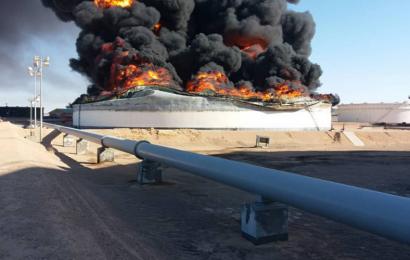 Libye: la NOC déplore des «pertes catastrophiques» après l'attaque du 14 juin sur des installations pétrolières