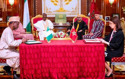 L'étude de faisabilité du gazoduc Maroc Nigéria (5 660 km) sera conclue en juillet 2018