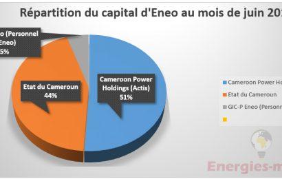 """En permettant à son personnel de prendre une participation dans le capital, Eneo a vu le taux d'engagement passer de """"69% en 2016 à 81% en 2017"""""""