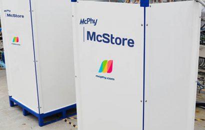 McPhy, société spécialisée dans la production et le stockage d'hydrogène, va céder 21,7% de son capital à EDF