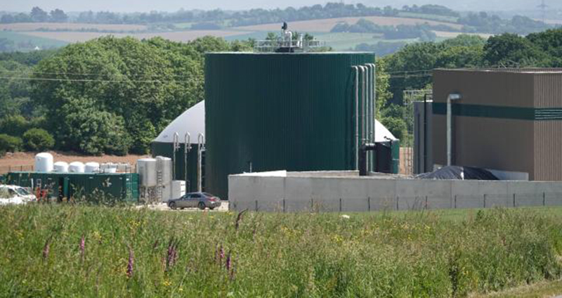 France: inauguration d'une centrale de biométhane qui permettra de valoriser 30 000 tonnes de déchets organiques par an