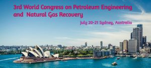 World Congress on Petroleum Engineering and Natural Gas Recovery (3e éd) @ Sydney, Australie