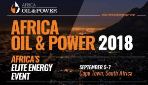 Africa Oil and Power 2018 @ Cape Town International Convention Centre, Afrique du Sud