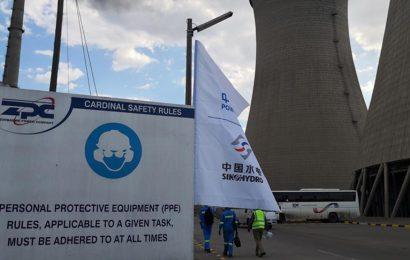 Zimbabwe: démarrage des travaux d'extension de la centrale thermique au charbon de Hwange