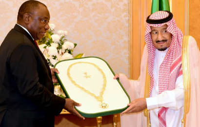 L'Arabie Saoudite consent à investir 10 milliards de dollars en Afrique du Sud dont un quart dans le secteur énergétique