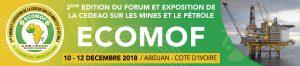 Deuxième Forum et exposition de la Cedeao sur les mines et le pétrole (Ecomof 2018) @ Sofitel Abidjan Hôtel Ivoire