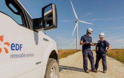 EDF Renewables cède 550 mégawatts de parcs éoliens au Royaume-Uni