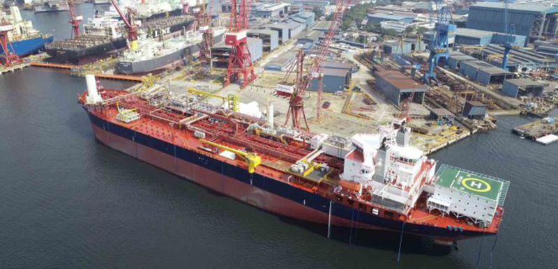 Congo: bientôt l'arrivée d'un nouveau FPSO pour Perenco sur le champ pétrolier offshore de Yombo
