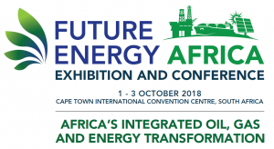 Future Energy Africa Exhibition and Conference @ Cape Town International Convention Centre, Afrique du Sud